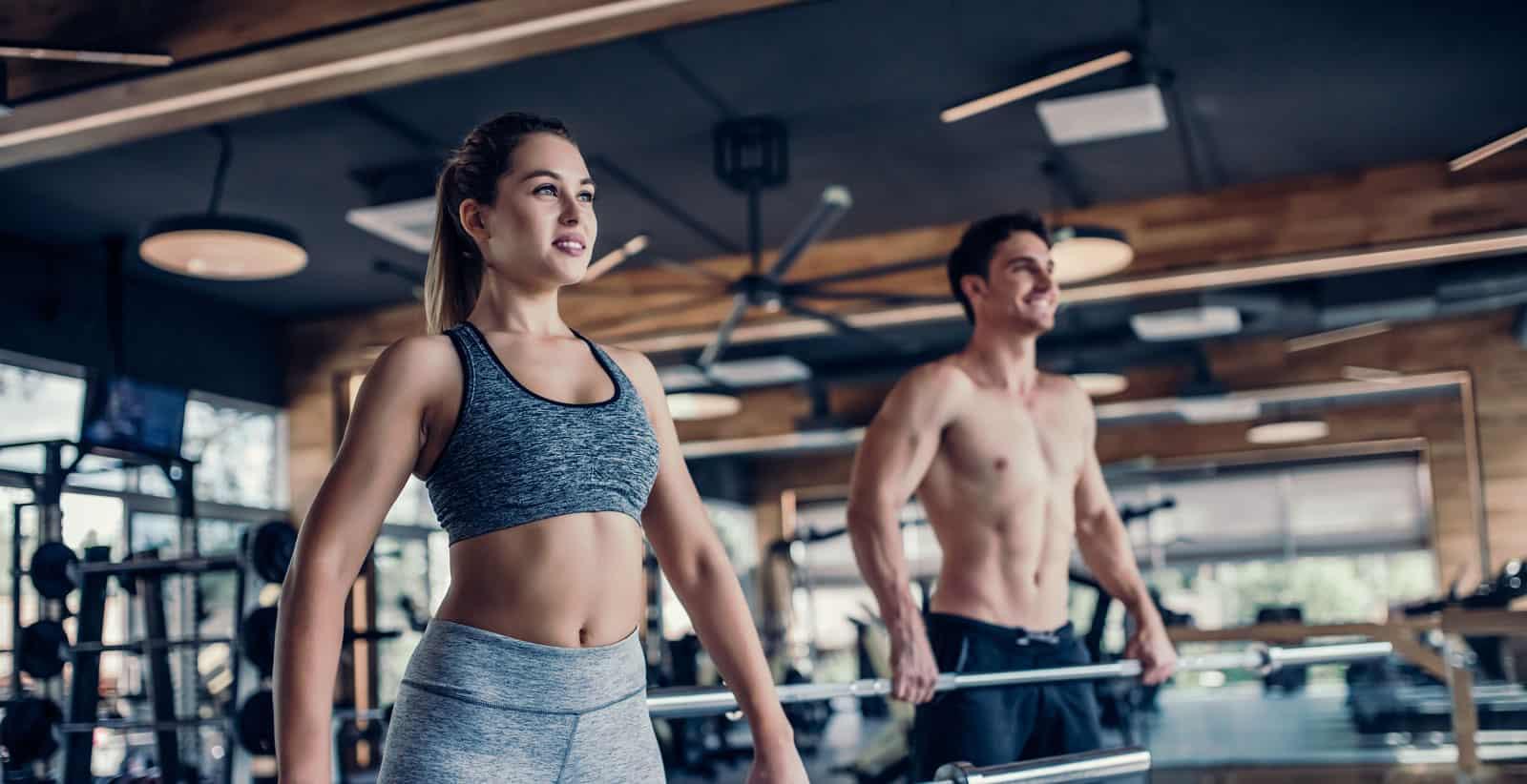 gym equipment leasing