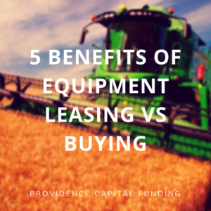 Tractor-Leasing